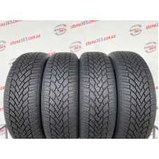 205/55 R16 CONTINENTAL CONTIWINTERCONTACT TS850 8mm