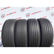 195/65 R15 CONTINENTAL ECOCONTACT 6 5mm