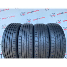 205/60 R16 CONTINENTAL CONTIECOCONTACT 5 7mm