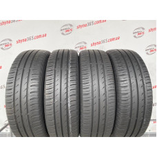 195/65 R15 CONTINENTAL CONTIECOCONTACT 3 6mm