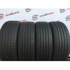 215/55 R17 CONTINENTAL CONTIECOCONTACT 5 5mm