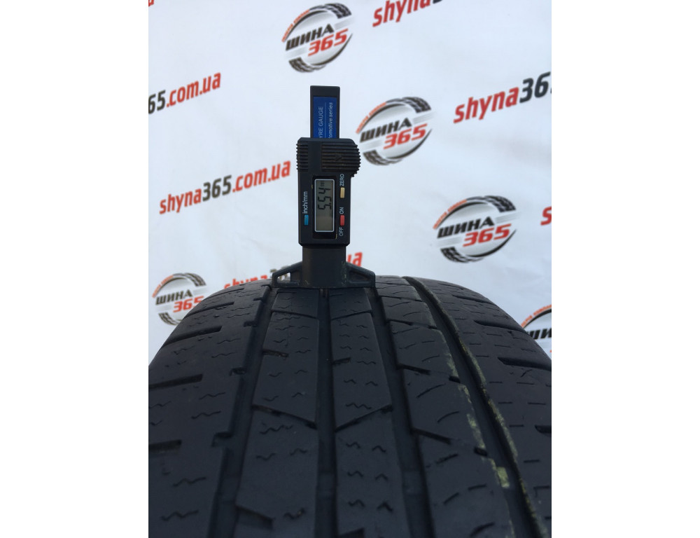 215/65 R16 CONTINENTAL CROSSCONTACT LX 5mm