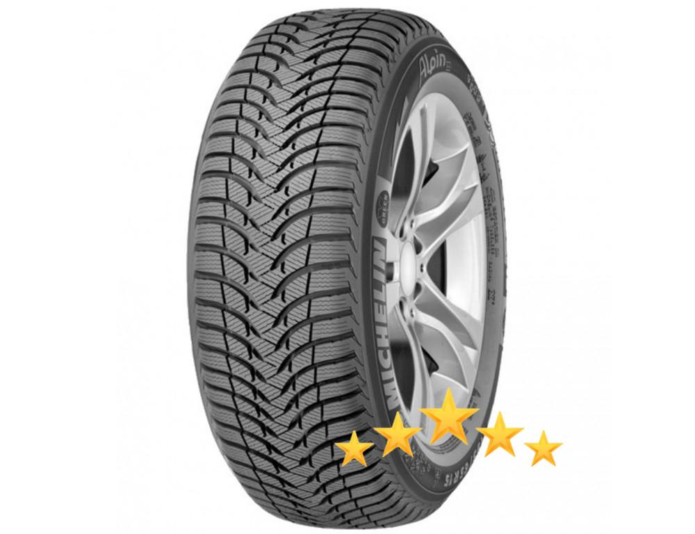 Michelin Alpin A4 185/65 R15 88T Demo